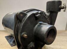 1-1/2 HP Centrifugal Pump