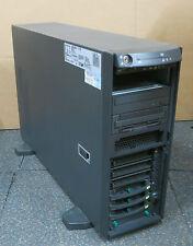 Fujitsu Primergy TX300 S4 2x XEON 2.5GHz Quad-Core E5420 4 GB Ram 3x 73 GB Server