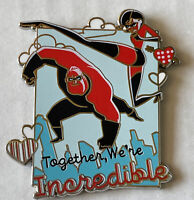 INCREDIBLES Together We're Incredible Disney Pin VALENTINES Mystery Box