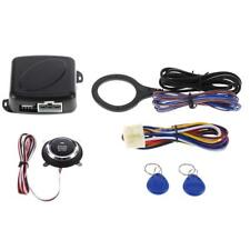 Car Keyless Entry Engine Alarm System Push Start Button Switch Remote Starter US