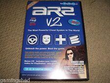 Acción REPLAY 2 V2-SONY PLAYSTATION 2 PS2 Cheat System DVD de importación Tarjeta de memoria