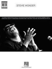 Stevie Wonder clavier transcriptions apprendre à jouer n'est pas elle belle musique Livre