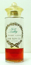 Vintage HERB FARM SHOP No. 37 AUDLEY EDT Circa 1949 - 8 Fl oz 25% Full -RARE!!