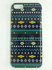 IPHONE Shell 4/5 Or 5C - Border Aztec ( Case Cover Maya Inca Tribal)