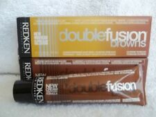 Redken Double Fusion Double Browns New Cream Formula Hair Color ~ U Pick ~2 oz!