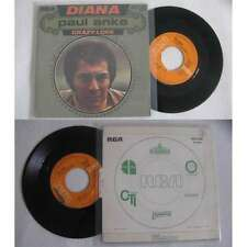 PAUL ANKA - Diana / Crazy Love French PS With Languette