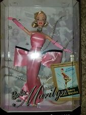 Barbie as Marilyn Monroe - 3 doll collection