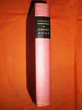 giurisprudenza codice civile libro 3° tomo 2° artt 978-1172 giuffre
