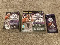 2019-20 Panini Illusions Basketball NBA Blasters, Megas, and Value Packs - NEW