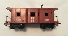 Marx Ho Scale New Haven C 630 Bay Window Caboose Car
