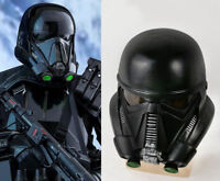 Rogue One: A Star Wars Full Face Helmet Death Trooper Black Mask Cos Props
