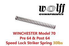 Wolff Gunspring Winchester Model 70 Striker Spring 30lb Extra Power 65430