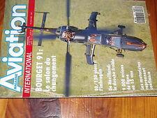 µµ Aviation Magazine n°1031 Bourget 1991