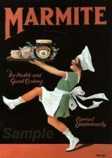 Vintage Advertising Original Art Posters