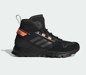adidas TERREX HIKSTER MID HIKING Lightweight SHOES Mens 11 EH3529