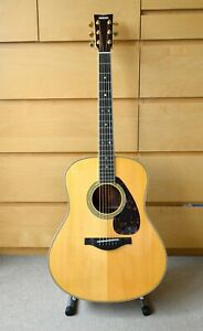 Yamaha LL16 ARE Electro Acoustic Rosewood Back + Sides / Natural 6 String
