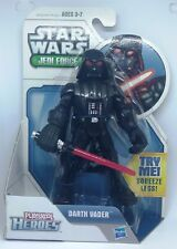 DARTH VADER New! Playskool Heroes Star Wars Jedi Force, GREAT CONDITION