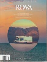ROVA Magazine for Epic Road Trips Adventure 6/April/May 2018