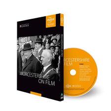 WORCESTERSHIRE ON FILM DVD River Avon-Severn-Kidderminster-Winston Churchill