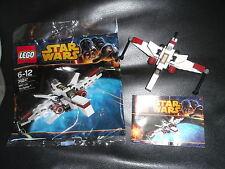 LEGO Polybag 30247 STAR WARS ARC-170 Starfighter Poly Bag Vehicle Brick