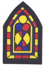 SIDE CHURCH WINDOW for FLYERVILLE MINI-CRAFT AMERICAN FLYER