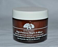 Origins High-Potency Night-A-Mins Oil-Free Renewal Cream 1.7 oz