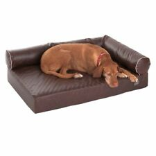 Dog Bed Comfortable Orthopaedic Memory Foam Protect Joints Removable Cover Best