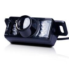 Ajuste Universal Coche Cámara De Marcha Atrás De Aparcamiento Vista Trasera del 12v Trasero Vista ayudar a LED HD