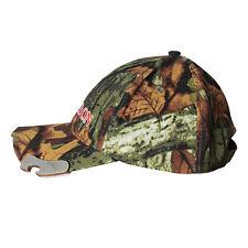 Tourbon Baseball Cap Hut Hat Headgear Casquette Led Lights Bottle-opener Camping