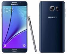 Samsung Galaxy Note 5 SM-N920G 32GB - Black Sapphire GSM Unlocked Smartphone AU