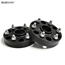 2Pcs 25MM 1999-2017 Ford Ranger Hubcentric Wheel Spacer Adapters 6x5.5 6X139.7