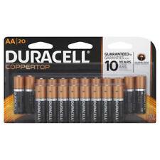 Duracell Coppertop AA Alkaline Batteries, 25 Packs of 20 (Expiry December 2025)