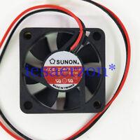 For Sunon KDE1204PFB1-8 fan 12V 0.7W 40*40*10mm 2Pin