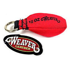 Weaver 12 oz Arborist Throw Weight Cordura Red 0898318RD 08-98318-RD Bag Rigging