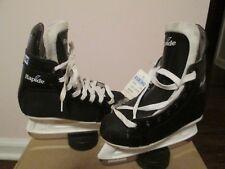 Ccm Rapide 101 Junior Ice Hockey Skates Size 2 Slm Sl-1000 Blades Unused Only 2