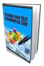 Creating Your First e-Commerce Site by Nishant Baxi (2015, Paperback, Large...