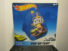 Hot Wheels Pop Up Tent   NEW/SEALED