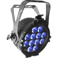 CHAUVET DJ SlimPAR Pro H USB - Wireless DMX RGBAW+UV LED Wash Light (Black)