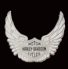 HARLEY DAVIDSON Exhaust Pipe Wings HARLEY  PIN