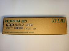1x 2 Rollen FUJIFILM CA Supreme 12,7cm x 170m glossy, Fotopapier