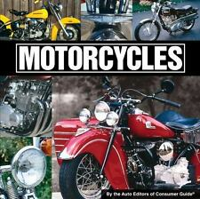 Motorcycles : By the Auto Editors of Consumer Guide® (2014, Hardcover)