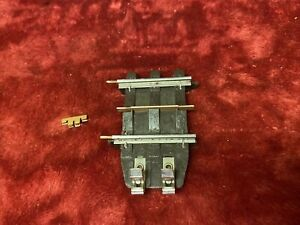 1958-66 Vintage Lionel #43 Super O Power Track EXC+/LN with Bus Bar Connector