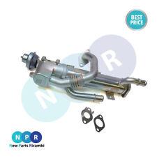 VALVOLA EGR RADIATORE RICIRCOLO GAS DI SCARICO AUDI A4 A6 2.0 TDI 03G131512AL