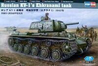 Hobbyboss 1:48 KV-1's Ehkranami Russian Tank Model Kit