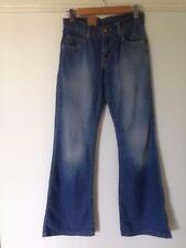 Levi's Cotton Mid-Rise Boot Cut Jeans for Women