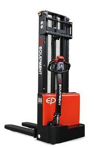 Elektro-Stapler EP®  EST 122  Hubhöhe 3300 mm, Tragkraft 1200 kg