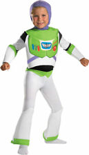 Morris Costumes Boys Toy Story Buzz Lightyear Polyester Costume 3T-4T. DG5233M