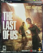 The Last Of Us Ps3 édition COLLECTOR pandemic*.