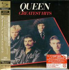Queen-Greatest Hits-Japan Mini LP Shm-Cd Ltd / Ed G00
