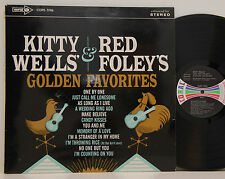 Kitty Wells  &  Red Foley´s          Golden Favorites       Coral         NM # P